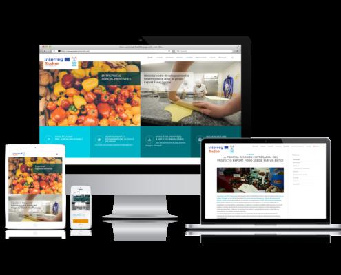 site internet Export SUDOE