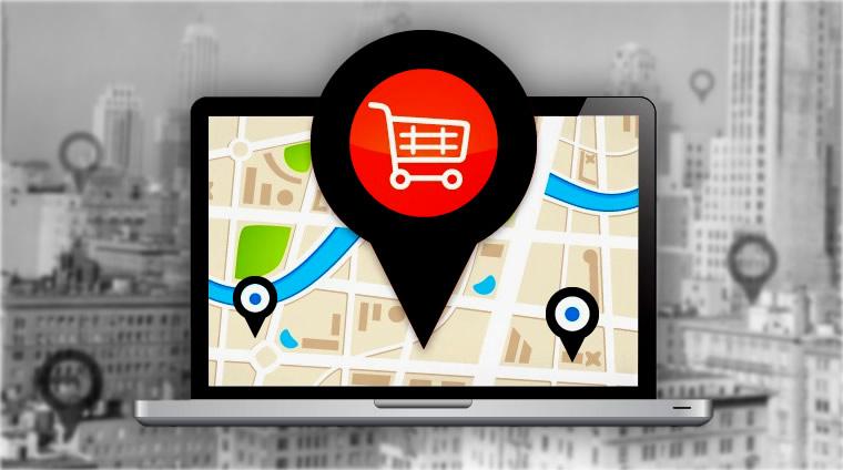 web-to-store et e-commerce