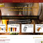 site internet commerce auch maison de la bière