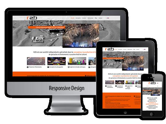 R2B est une société indépendante spécialisée dans la conception, la production et la gestion de spectacles et d'évènements à caractère festif et culturel.