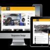 Site internet modèle Wordpress à 790.00 €