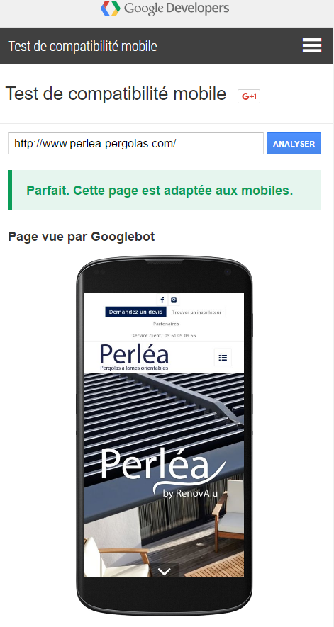test-compatibilite-google-mobile