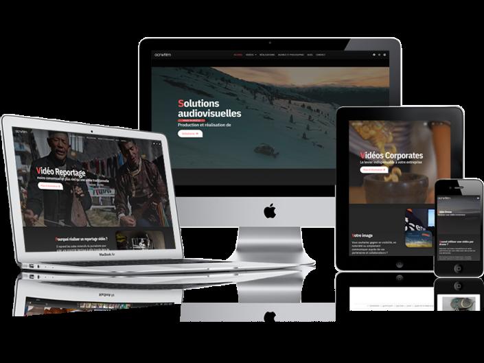 Site internet ariège production audiovisuelle